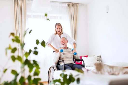 Effective Seated Exercises for Wheelchair-Bound Seniors
