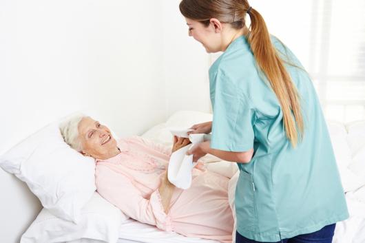 Keeping Seniors Away from the Coronavirus Pandemic