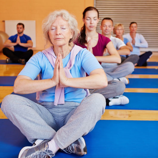 Health Benefits of Breathing Exercises for Older Adults